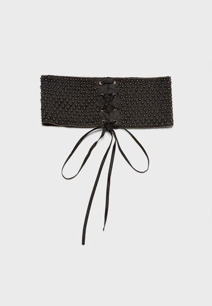 Hard Rock Corset Belt