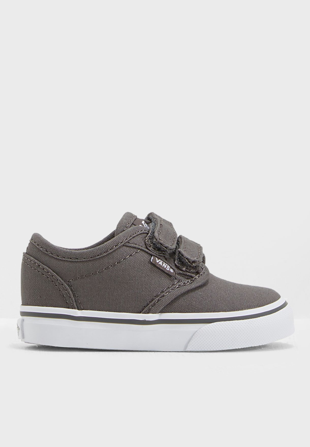 808f0782a6 Shop Vans grey Atwood V Sneakers Infant ZUR4WV for Kids in UAE ...