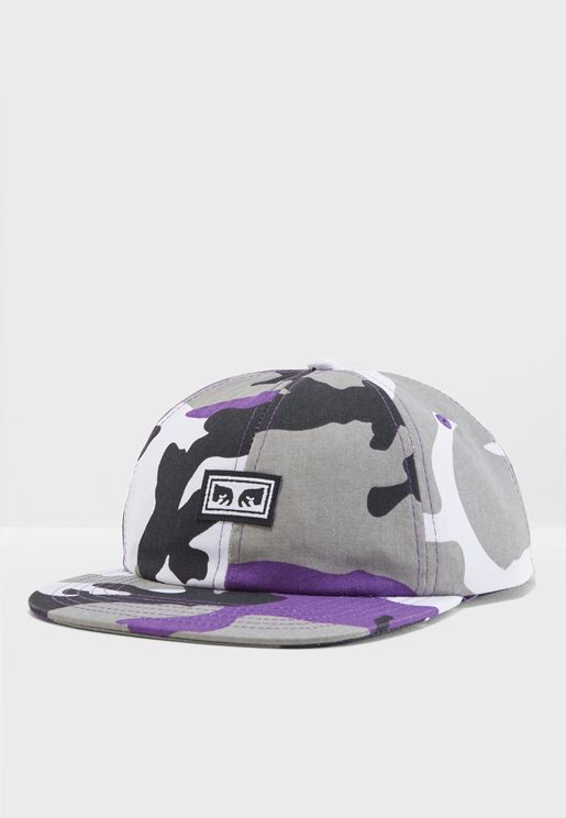 6acd24a535cdf Resist 6 Panel Hat. OBEY