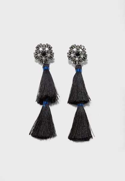 Malaui Tassel Earrings