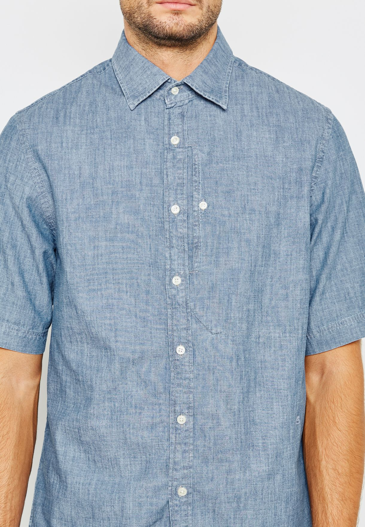Bristum Straight Fit Shirt