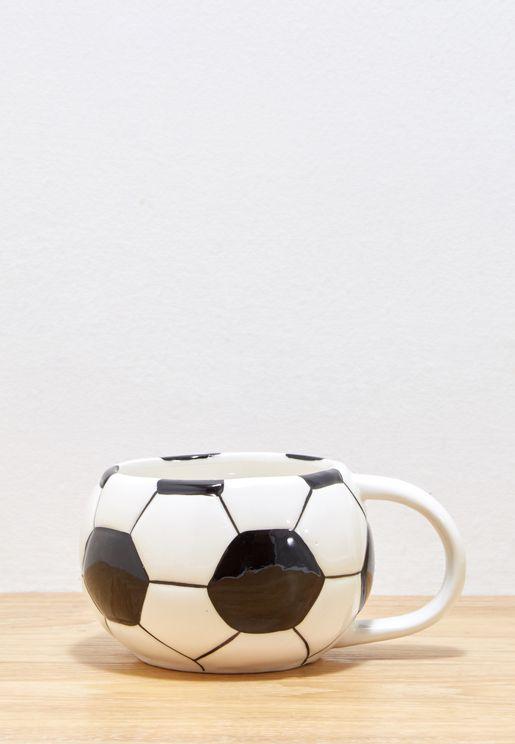 Soccer Printed Mug