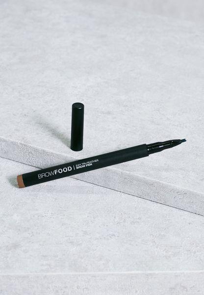 قلم بثلاث ريش للحاجب - توب