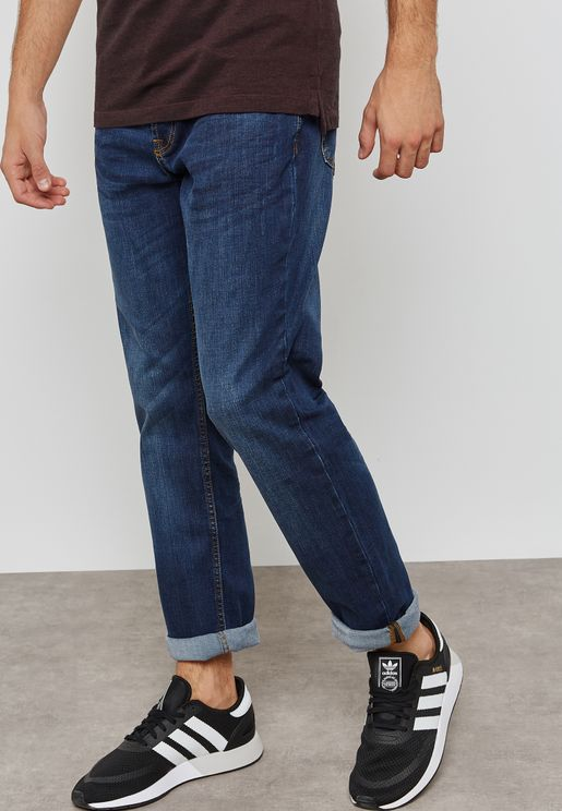Loom Washed Skinny Fit Jeans