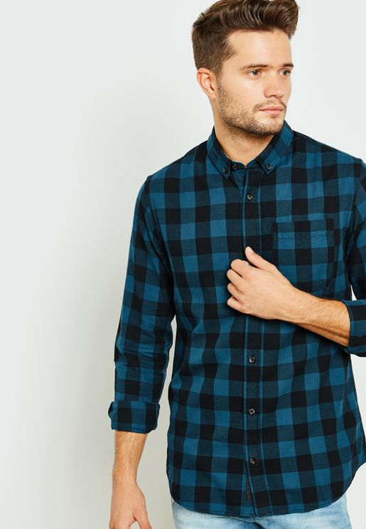 Graham Check Shirt