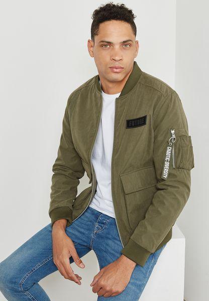 Bend Jacket