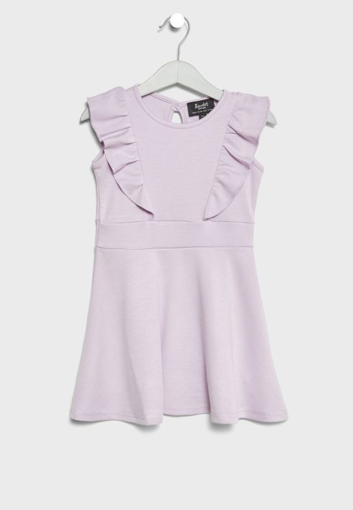 Infant Ruffle Detail Dress
