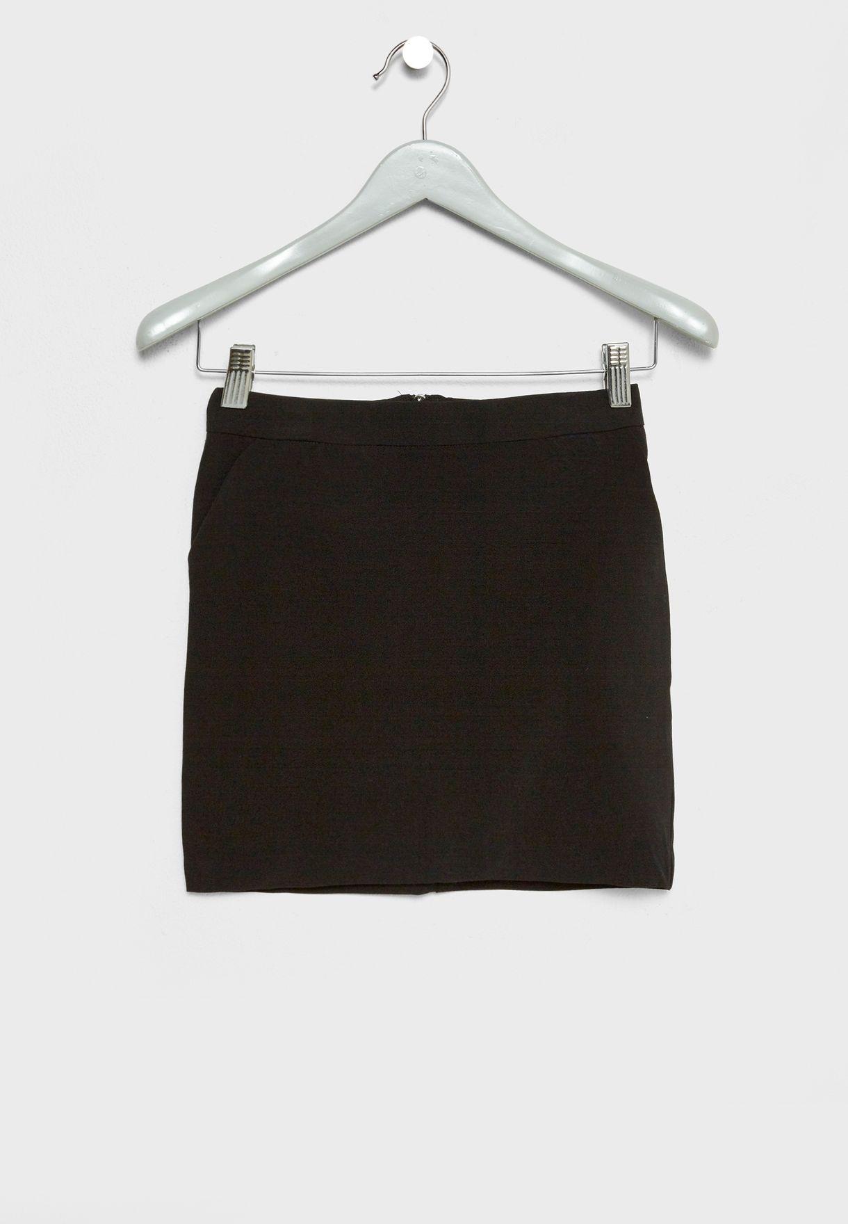 Teen Mini Skirt
