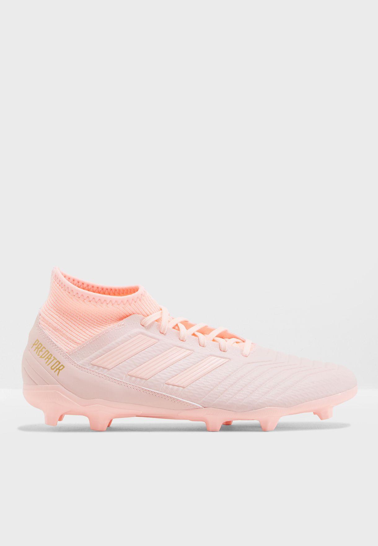 4c60cb7f9f6e5 Shop adidas pink Predator 18.3 FG DB2002 for Men in UAE - AD476SH95FHS
