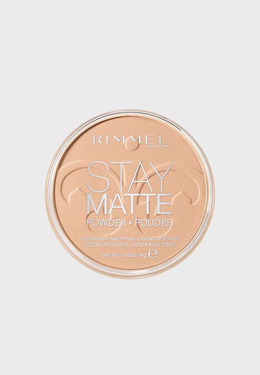 Stay Matte Pressed Powder - 005