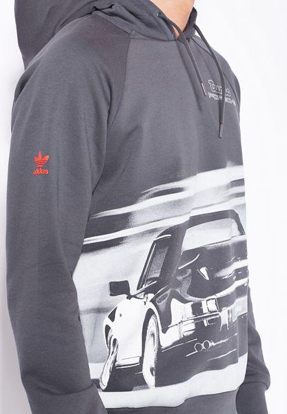Geschäft adidas Originals grau für Turbo Hoodie AJ8123 für grau Männer in Saudi 47637a