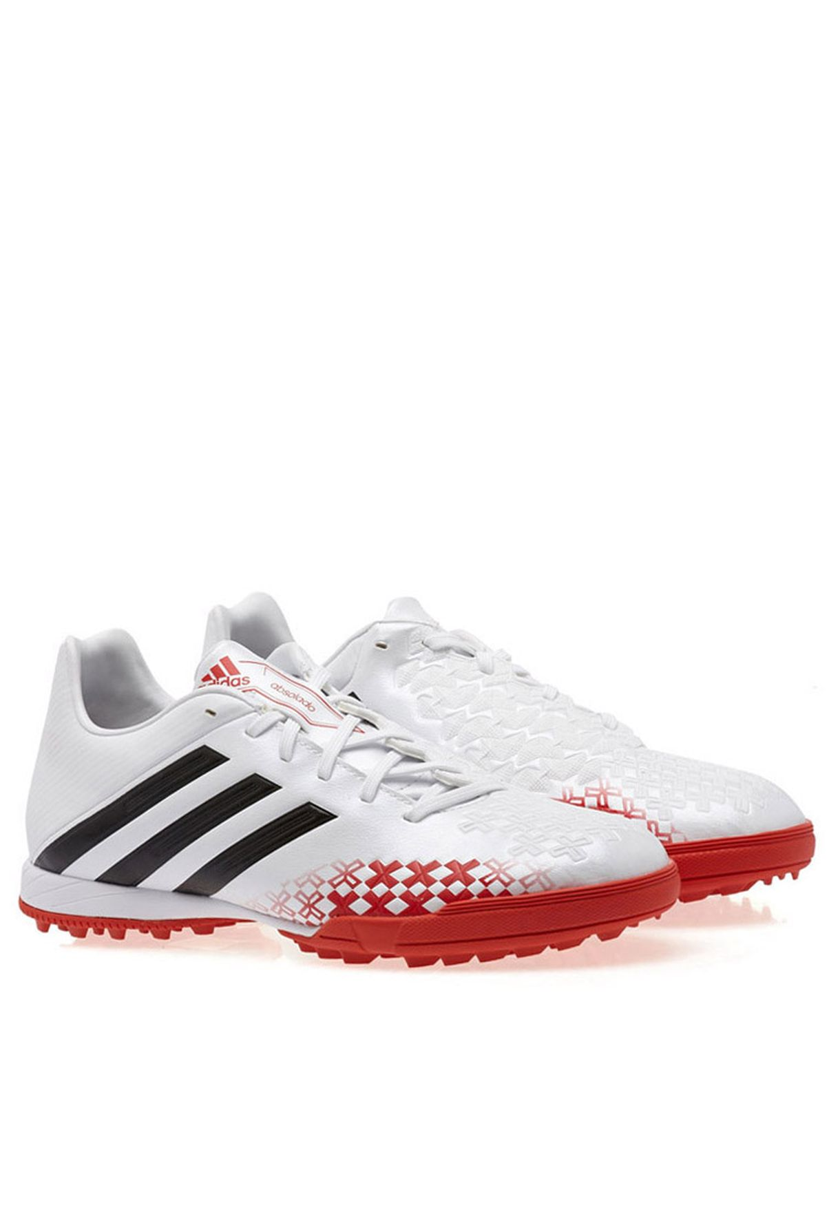 Shop adidas white P Absolado LZ TRX TF Q21669 for Men in