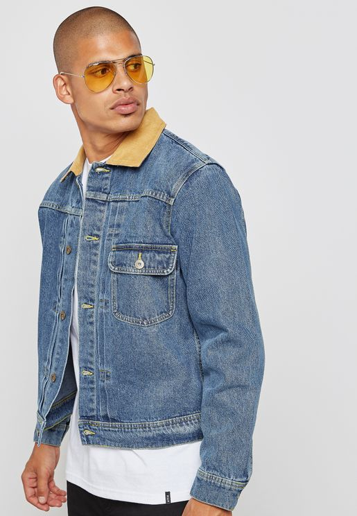 Brooklyn Denim Jacket