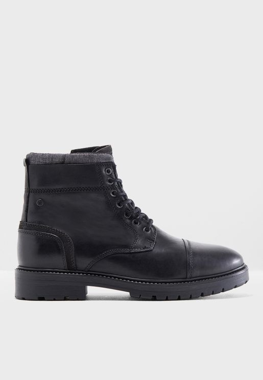 Formal Boots For Men Formal Boots Online Shopping In Dubai Abu