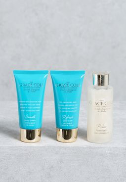 Tempting Trio - Body Wash & Body Cream