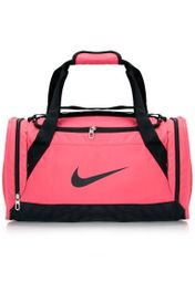 dc3ff7a38622 Shop Nike pink Extra Small Brasilia 6 Duffel Bag BA4911-606 for Women in  UAE - NI727AC95LLC