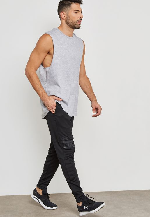 Tech Terry Tapered Sweatpants