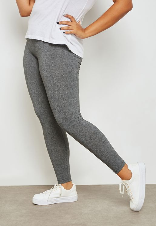 Heathered Leggings