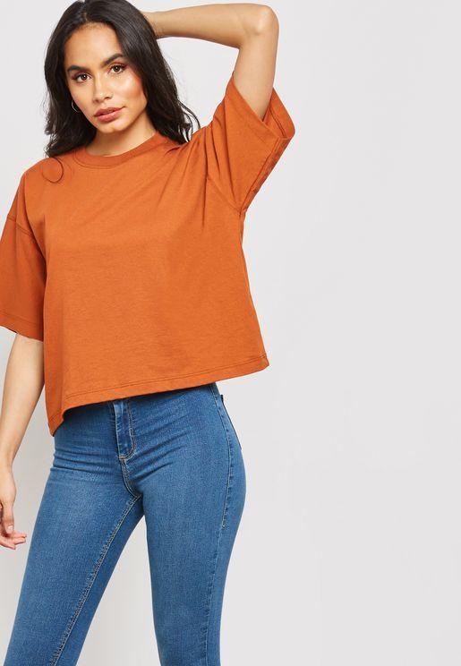 Boxy T Shirt