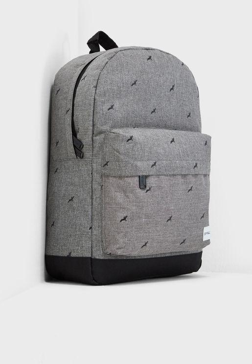 Bird Crosshatch Backpack