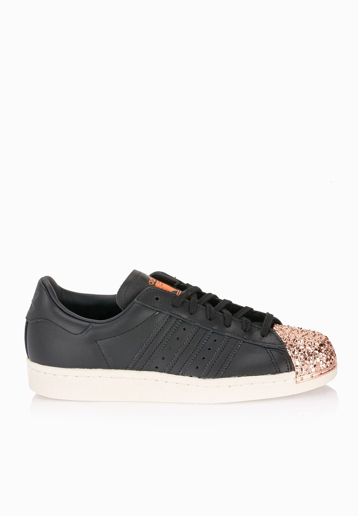 0627962cde985 Shop adidas Originals black Superstar 80s Metal Toe Cap S76535 for Women in  UAE - AD478SH85WOS