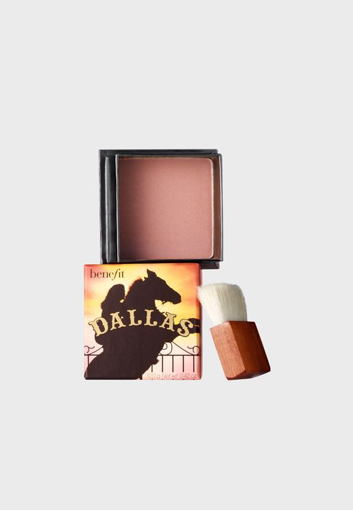 Dallas Blush Powder