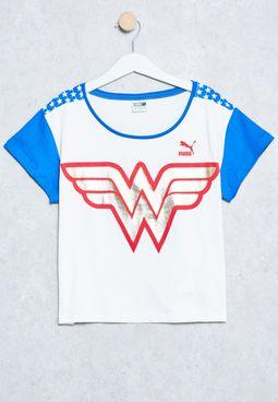 Youth Wonder Women T-Shirt