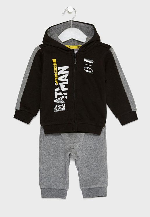 Infant Batman Jogger Set