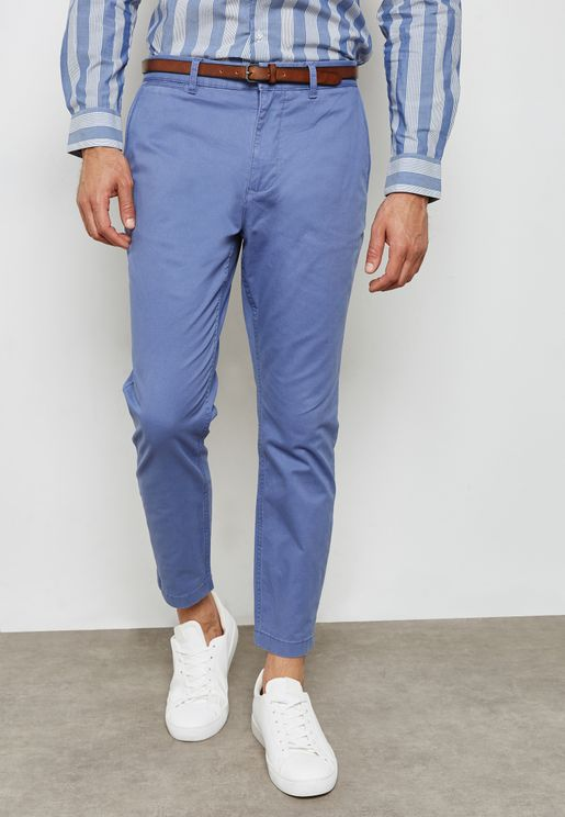 Prato    Slim Fit Trousers