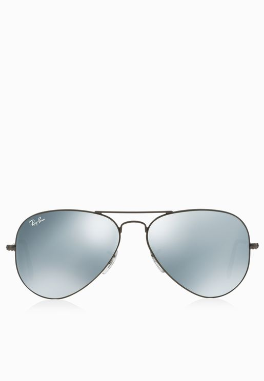 0RB3025 Aviator Flash Lenses