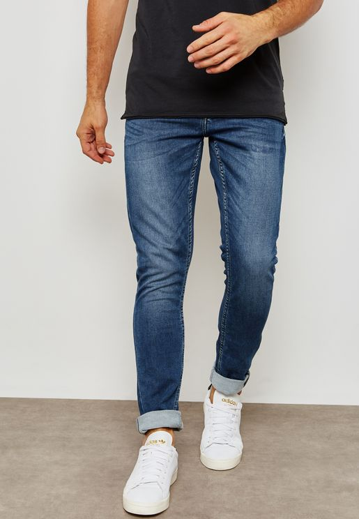 Spun Skinny Fit Jeans