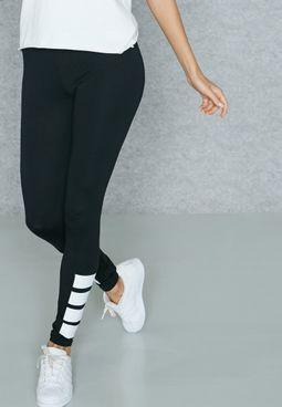 Striped Detail Leggings