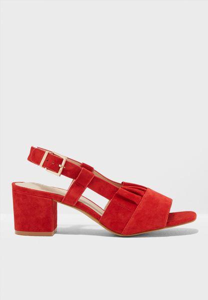 Romeo Block Heel Sandal