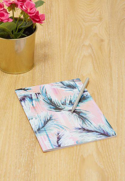 Pink Tropicana A5 Notebook