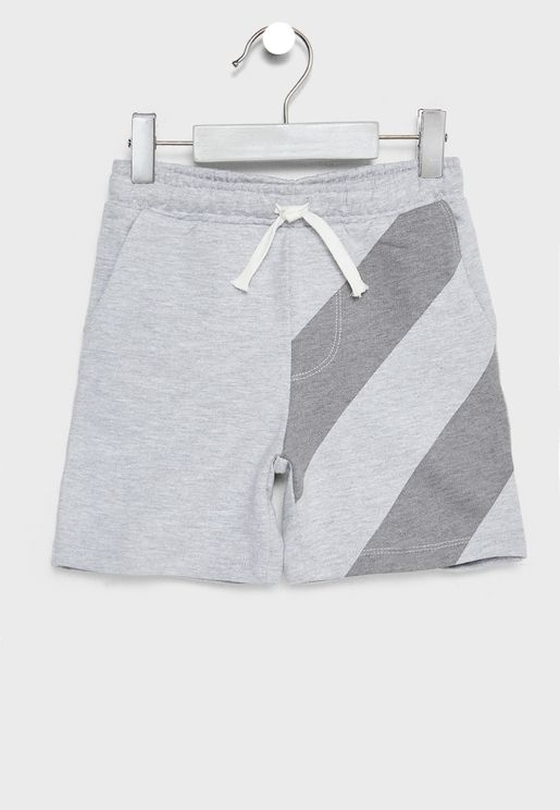 Infant Striped Shorts