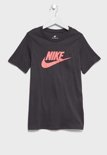 Youth Futura Icon T-Shirt