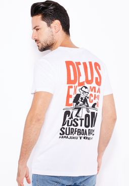 Deus Ex Machina Office Job T-Shirt