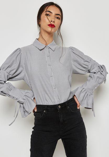 Frill Detail Shirt