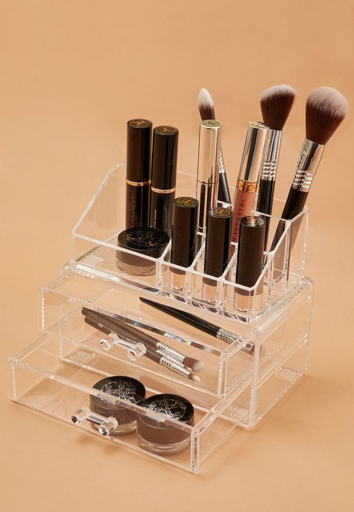 Cosmetics Organiser With Drawers