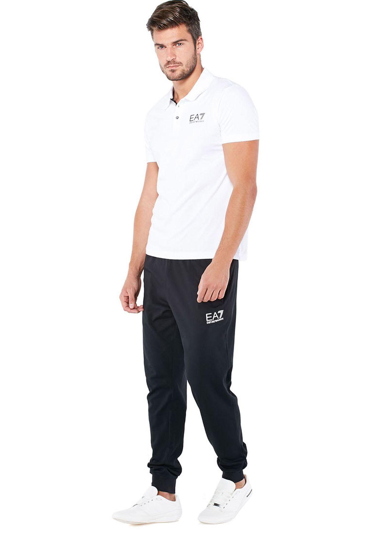 af49f9ead96 Logo Cuffed Sweatpants