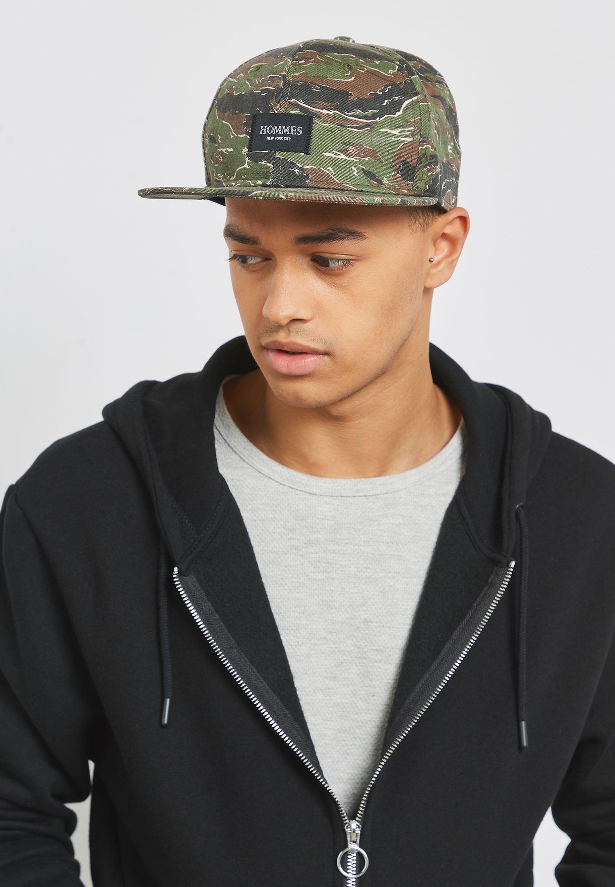 Art Snapback Cap