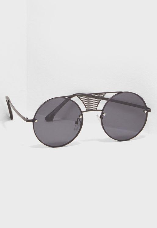 Overbridge Round Sunglasses