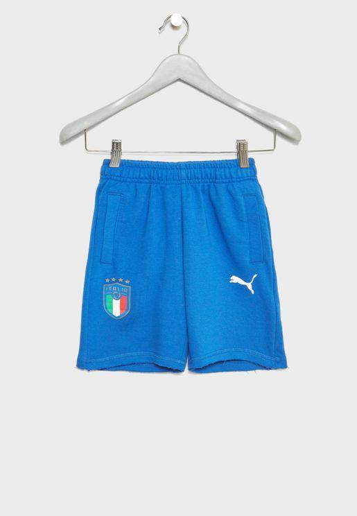 شورت بشعار اتحاد الكرة الايطالي