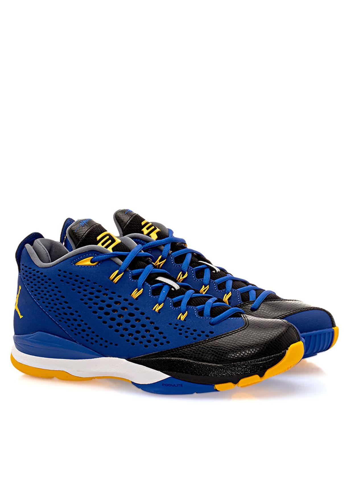 63166c0f3397 Shop Nike blue Jordan Cp3 Vii 616805-489 for Men in UAE - NI727SH85KEW