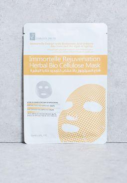 Herbal Rejuvenation Immortelle Mask
