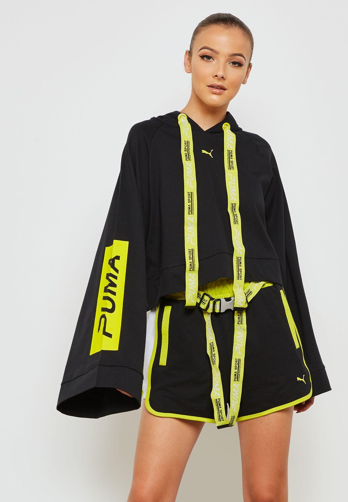 coreano altezza Descrittivo  Buy PUMA multicolor Xtreme Tape Hoodie for Women in MENA, Worldwide |  57738201