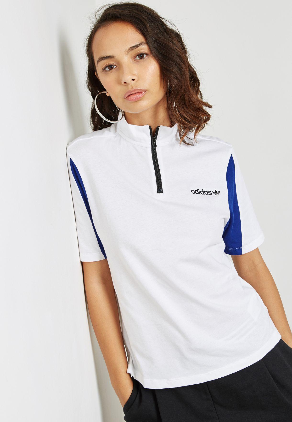 Shop adidas Originals white AR T-Shirt BR0287 for Women in Bahrain -  AD478AT85ZAW d3b8192965