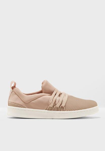 Mathletic Lace Up Sneaker