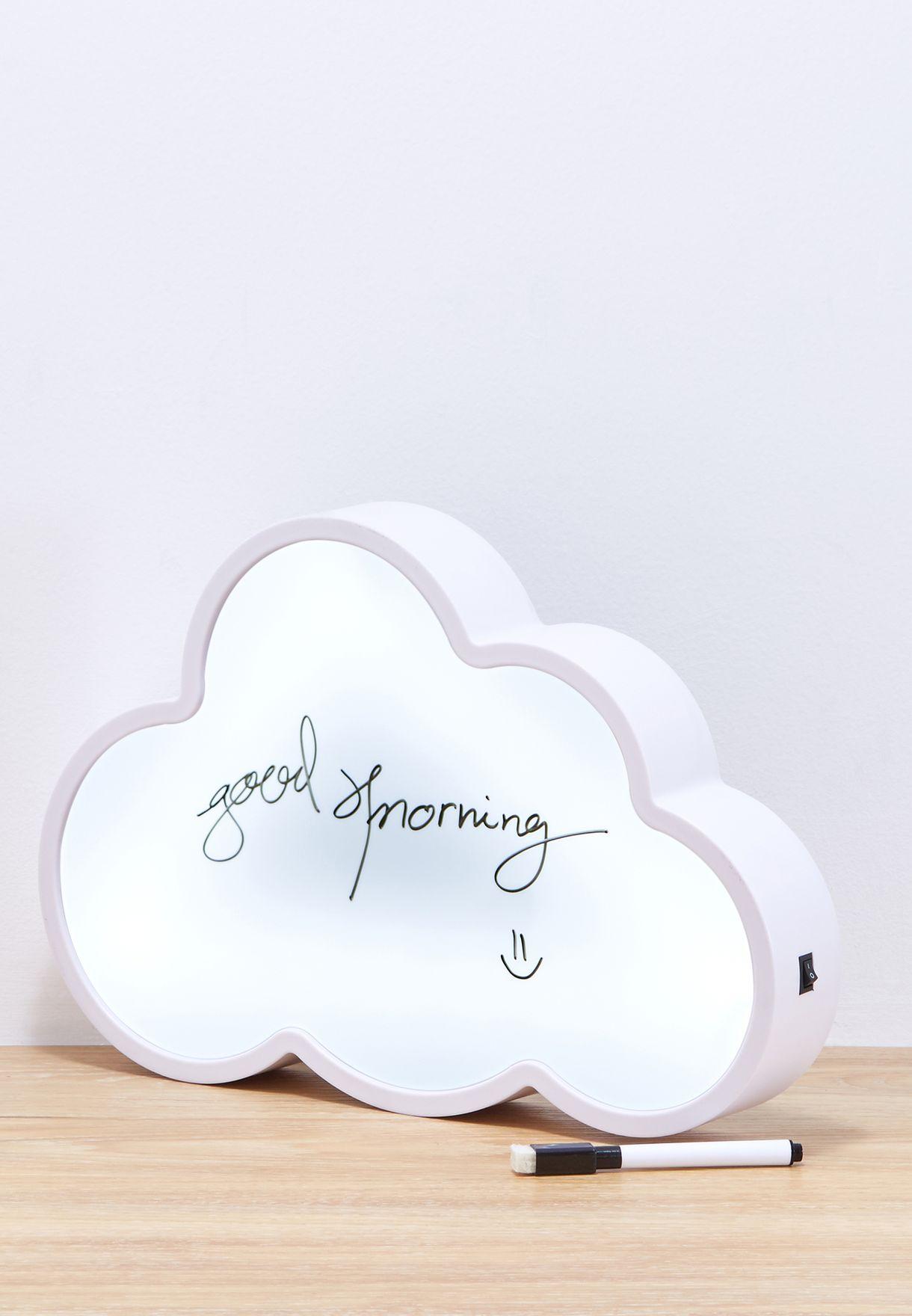 Cloud Speech Light Box