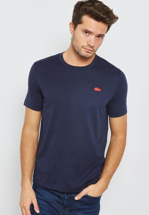 Croc Logo T-Shirt